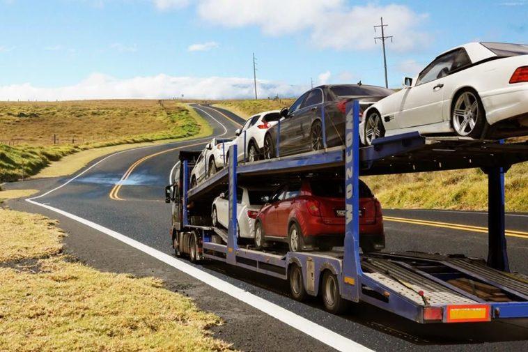 How do I prepare my car for cross country transportation